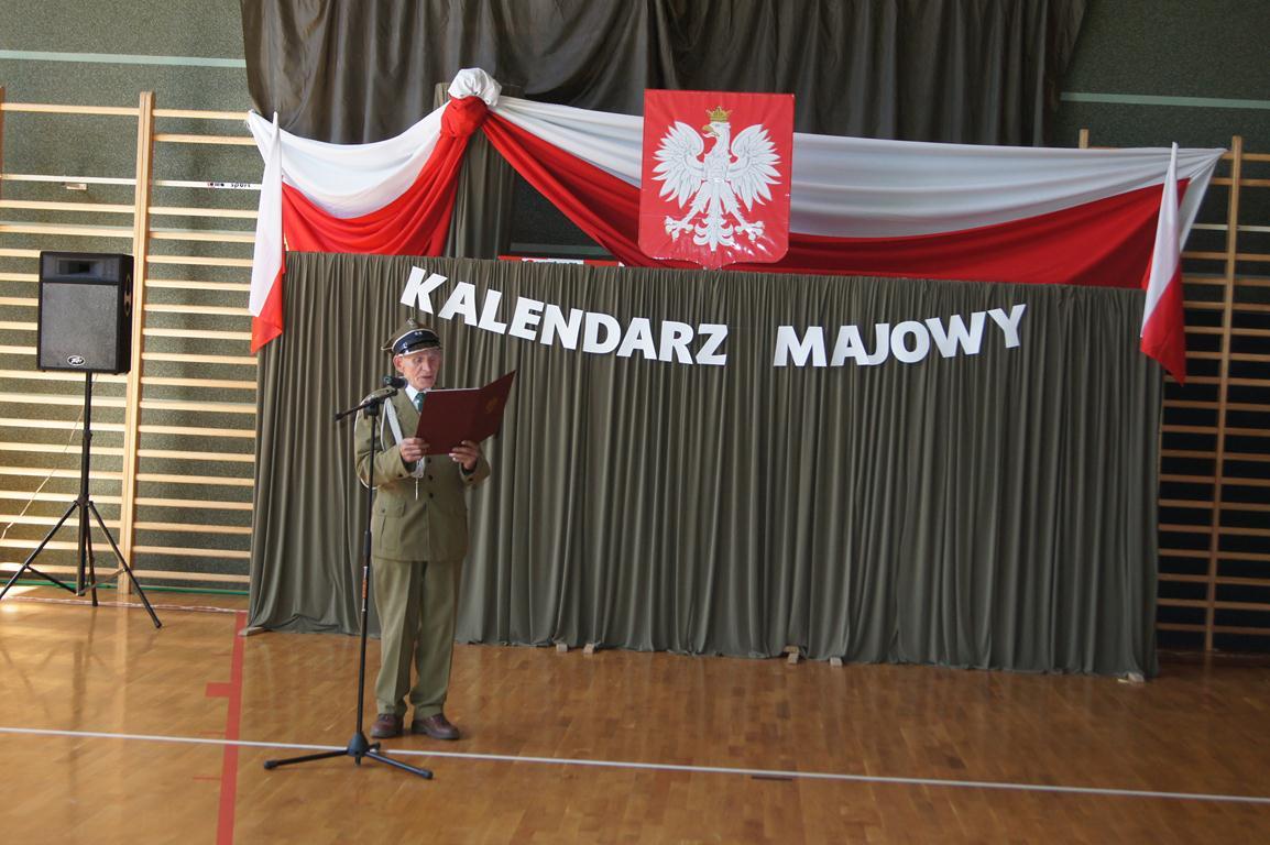 image - Uroczystość zokazji rocznicy uchwalenia Konstytucji 3 Maja