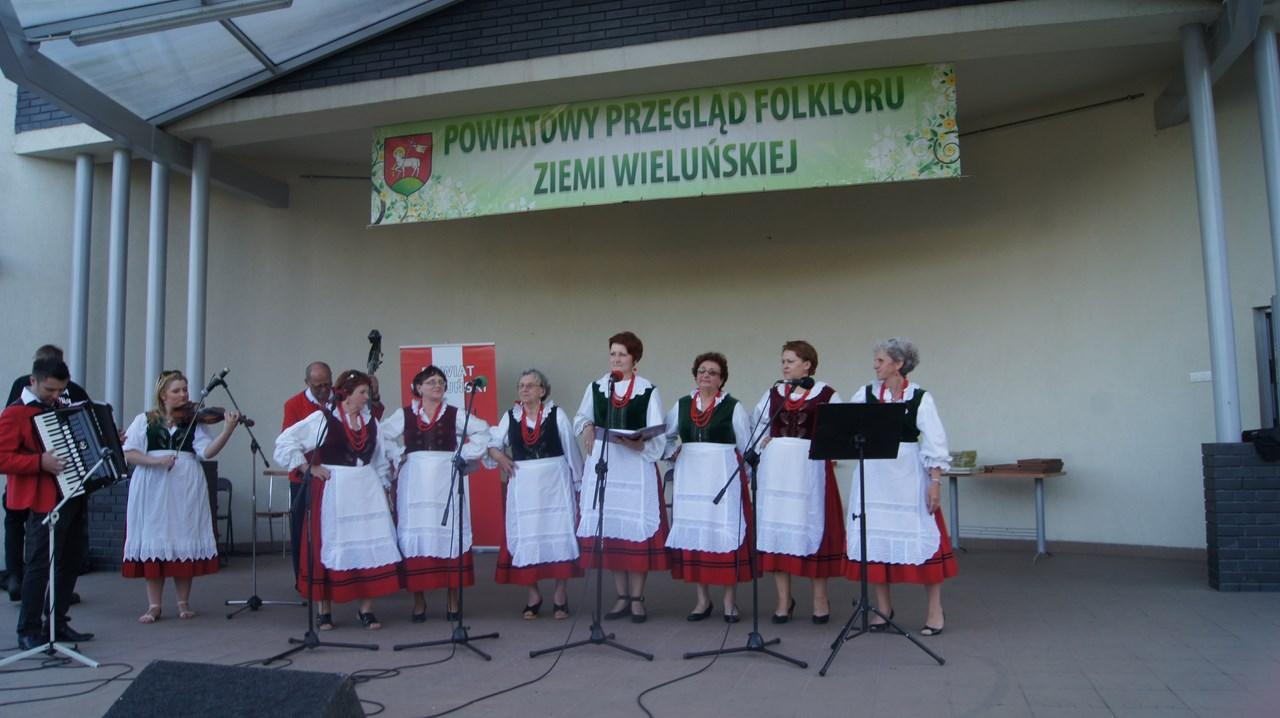 Zespół Pieśni Ludowej w Osjakowie