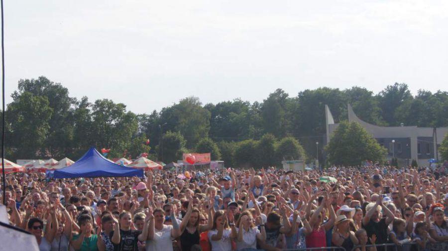Publiczność na koncercie