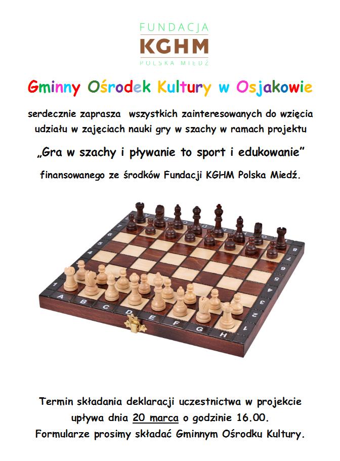 2018 03 01 szachy - Nauka gry wszachy