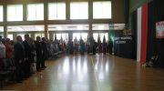 Gminna uroczystość patriotyczna z okazji 227 rocznicy Uchwalenia Konstytucji 3 Maja oraz 73 rocznicy Dnia Zwycięstwa