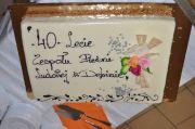 Jubileusz 40-lecia ZPL w Dębinie