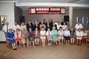 Jubileusz długoletniego pożycia małżeńskiego - 3.07.2015