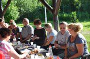 Spotkanie integracyjne w Ostrówku - 7.06.2016