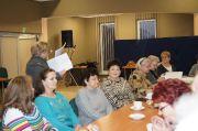 Spotkanie ostatkowe Klubu Seniora - 17.02.2015