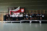 Uroczystość patriotyczna z okazji 220 rocznicy uchwalenia Konstytucji 3 Maja i Dnia Zwycięstwa