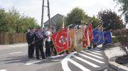 Uroczystość upamiętniająca 79. rocznicę wybuchu II wojny światowej oraz 98. rocznicę bitwy warszawskiej