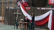 Uroczystość z okazji Święta Niepodległości - 12.11.2013