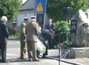 Uroczystosć z okazji 69 rocznicy wybuchu II wojny światowej