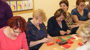 Warsztaty w Klubie Seniora - 1.12.2015
