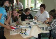 Wyczarowane perły fantazji ludowej-warsztaty twórcze dla dzieci i młodzieży