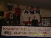 XI Powiatowy Przegląd Folkloru Ziemi Wieluńskiej
