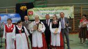 XX Jubileuszowy Powiatowy Przegląd Folkloru Ziemi Wieluńskiej im. Marka Dery