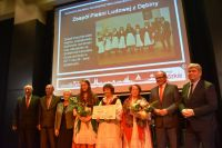 Czytaj więcej: Nagroda Sejmiku Województwa Łódzkiego dla Zespołu Pieśni Ludowej z Dębiny