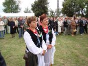 Dożynki Powiatowe we Wróblewie