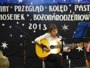 II Gminny Przegląd Kolęd Pastorałek i Piosenek Bożonarodzeniowych - 27.01.2013