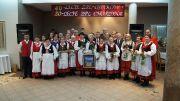 Jubileusze zespołów ludowych - 18.11.2016