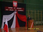 Powiatowe Obchody Święta Niepodległości w Osjakowie