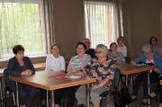 Spotkanie Klubu Seniora na temat ZDROWIA - 12.05.2015