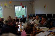 Spotkanie Klubu Seniora z ZPL z Osjakowa - 29.04.2015