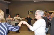Spotkanie ostatkowe Klubu Seniora - 9.02.2016