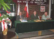 Spotkanie z kombatantami -