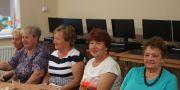 Spotkanie z p. kosmetolog Klub Seniora - 13.06.2017