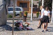 Uroczystość patriotyczna - 1.09.2015r.