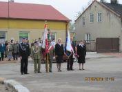 Uroczystość patriotyczna z okazji 219 rocznicy Uchwalenia Konstytucji 3 Maja oraz Dnia Zwycięstwa