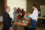 Wizyta delegacji z Ukrainy - 27.05.2015r.