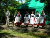 Występ ZPL z Osjakowa i Dębiny na XIX Targach Rolniczo-Ogrodniczych w Kościerzynie