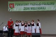 XIV Powiatowy Przegląd Folkloru Ziemi Wieluńskiej
