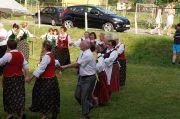 XV Powiatowy Przegląd Folkloru Ziemi Wieluńskiej 2013